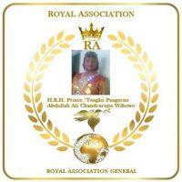 H.R.H Prince Abdullah Ali