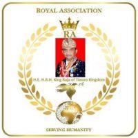 H.R.H. King Raja