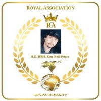 HRH. King Neil Peters