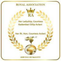 Hon. Countess Kadambari Dilip Avlani